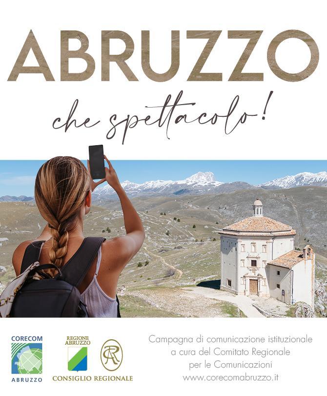 Abruzzo che spettacolo! (il paesaggio)
