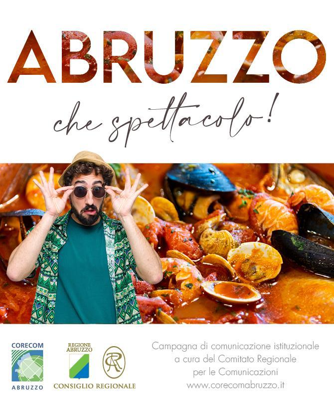 Abruzzo che spettacolo! (la buona cucina)